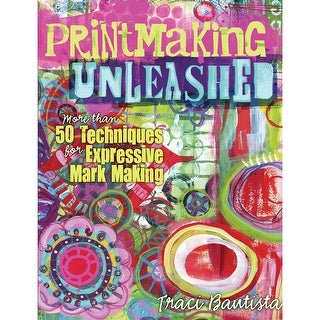 F&W Books-Printmaking Unleashed