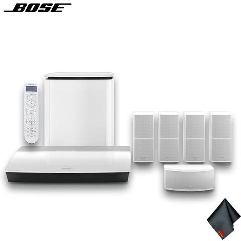Bose Lifestyle 600 Home Theater System with Jewel Cube Speakers