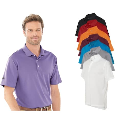 Adidas Men's Casual Sports Shirt Assorted Bold Colors