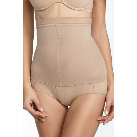 SPANX Super Control Higher Power Brief High-Waisted Panty 234