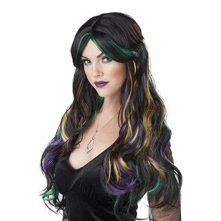 California Costumes Bewitching Adult Wig - Multi