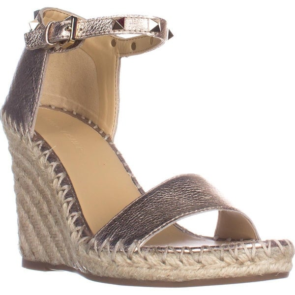 0693cd82f5a Shop Marc Fisher Kicker Espadrille Wedge Sandals