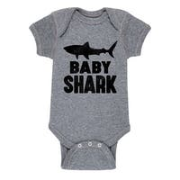 Baby Shark - Infant One Piece