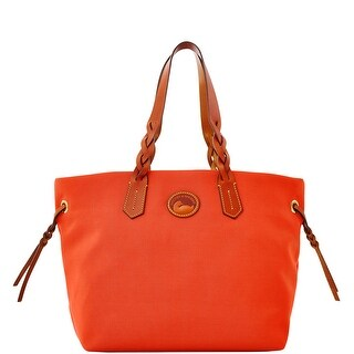 Dooney & Bourke Nylon Shopper (Introduced by Dooney & Bourke at $139 in Jun 2012) - Brick