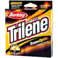 Berkley Trilene TransOptic Fishing Line (220 yds) - Clear/Gold