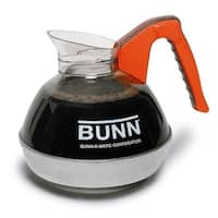 BUNN 6101 Easy Pour Commercial 12-Cup Decaf Coffee Decanter