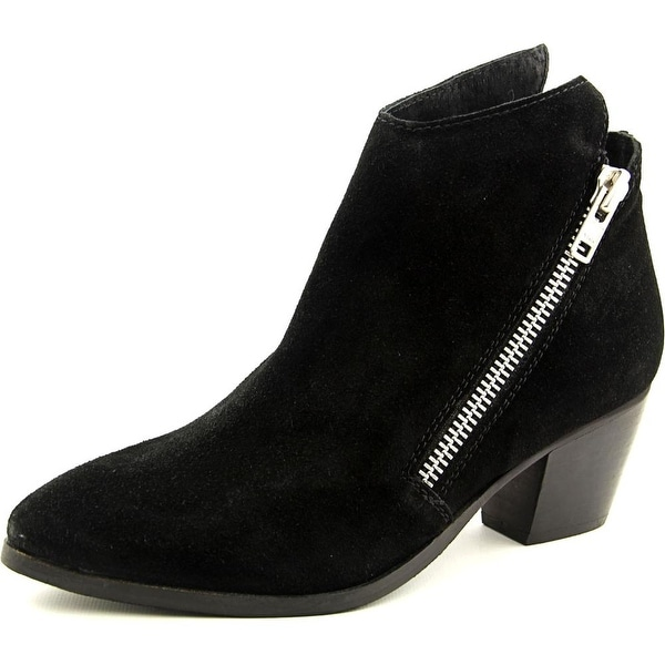Matisse Frankie Women Pointed Toe Suede Black Bootie