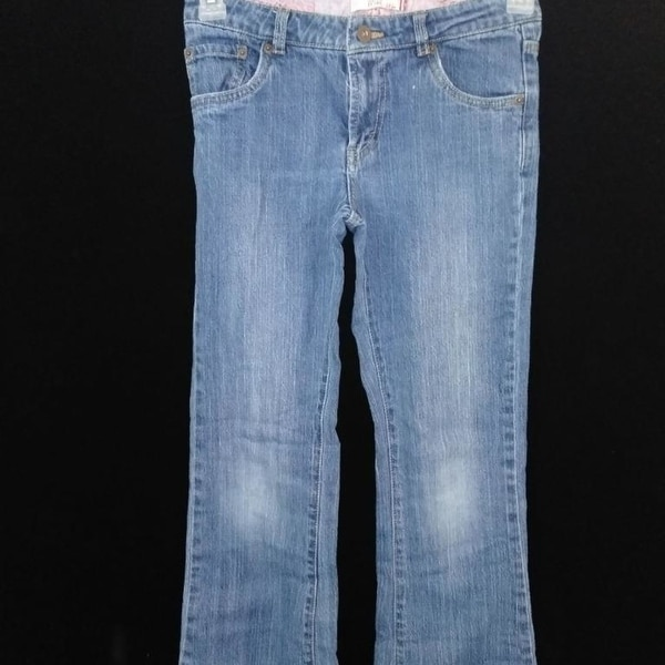 Shop Levis 517 stretch flare girls jeans size 16 Cotton blend - On Sale - Free  Shipping On Orders Over  45 - Overstock - 23169609 0b3ef81231b6