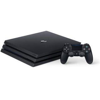 Sony 3002470 Black Playstation 4 Pro 1Tb Console