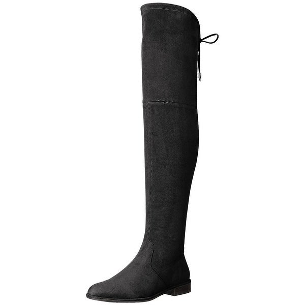 Marc Fisher Women's Mfhumor2 Riding Boot