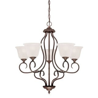 Millennium Lighting 1525 Cleveland 5 Light 1 Tier Chandelier
