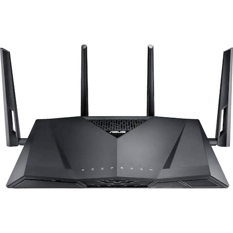 Asus Dual-band wireless-AC3100 gigabit router RT-AC3100 Dual-Band Wireless Router