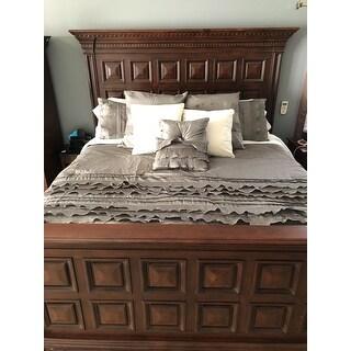 Amrapur Overseas Anastacia 8-piece Embellished Comforter Set