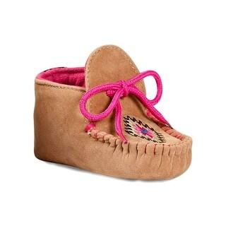 Blazin Roxx Slippers Girls Kendra Baby Bucker Aztec Tan