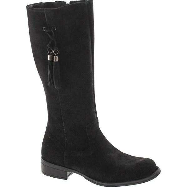 Naturino Girls Hannya Fashino Riding Boots - Black