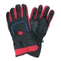 CTM® Kids' 8-18 Ski Gloves with Pocket