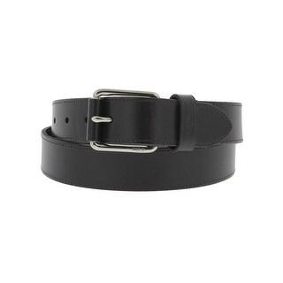 Polo Ralph Lauren Mens Dress Belt Faux Leather Roller