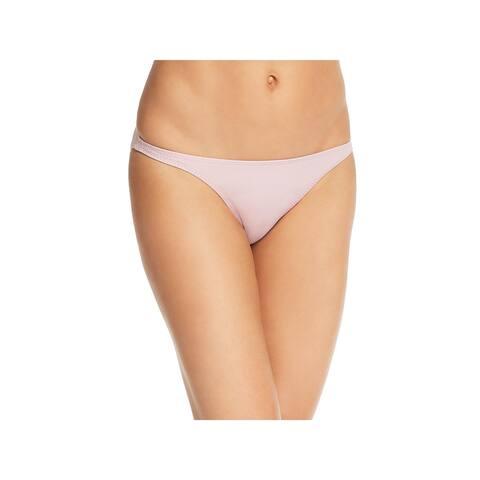 Norma Kamali Womens Eric Hipster Bikini Swim Bottom Separates
