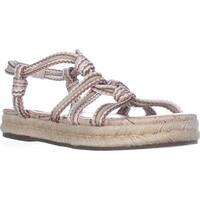Circus by Sam Edelman Athena Flat Sandals, Natural Multi - 8 us / 38 eu