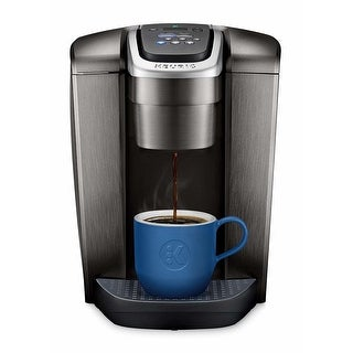 Keurig K-Elite Single Serve K-Cup Pod Programmable Coffee Maker