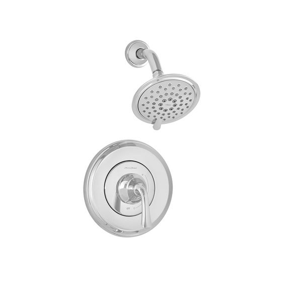 American Standard TU106.507 Patience Shower Only Trim Package with 1.8 GPM Multi Function Shower Head