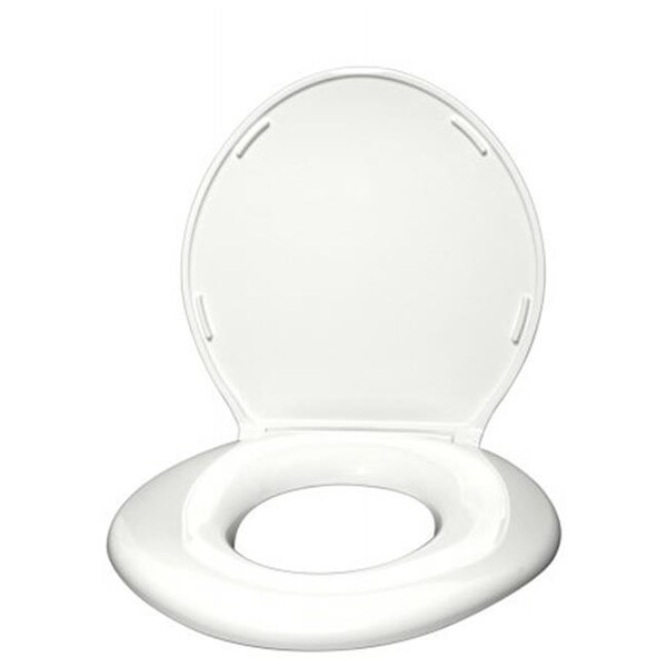 shop big john products 6w standard toliet seat white free