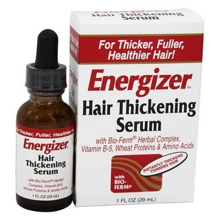 Hobe Laboratories Hair Thick Serum Energize 1-ounce