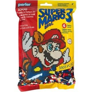Perler Pattern Bag-Super Mario Brothers