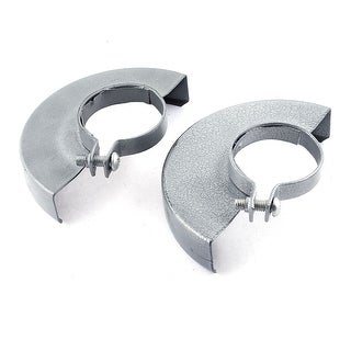 Unique Bargains 2 Pcs Metal Angle Grinder Part Wheel Guard Protector for Bosch 6-100