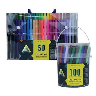 Art Alternatives - Marker Set - 100-Color set