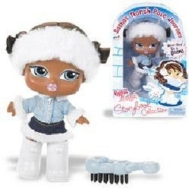 Bratz Babyz: Storybook Collection - Sasha's North Pole Journey