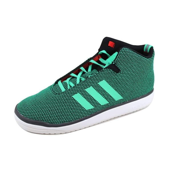 Adidas Men's Veritas Mid Green/Green-WhiteB24557