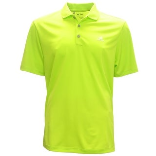 Adidas Performance Crested Solid Polo Shirt