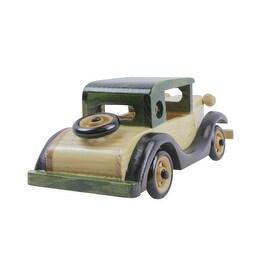 Cadillac Wood Model Car