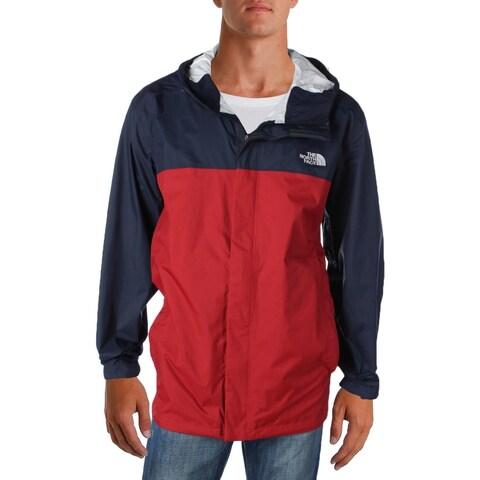 The North Face Mens Raincoat Reversible Waterproof