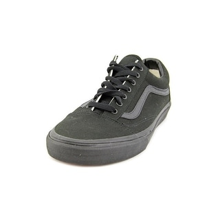Vans Old Skool Round Toe Canvas Sneakers