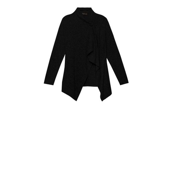 Bobeau Asymmetrical Sweater Cardigan