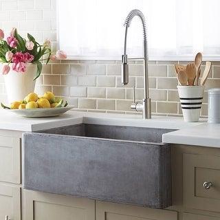 Undermount Farmhouse Kitchen Sink kitchen sinks - shop the best deals for sep 2017 - overstock