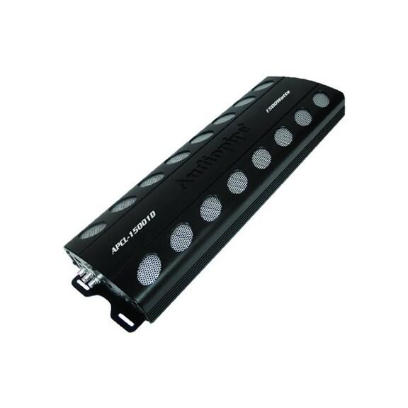 Audiopipe AQX-2000.1 Class D Elite Amplifier 2000 Watts