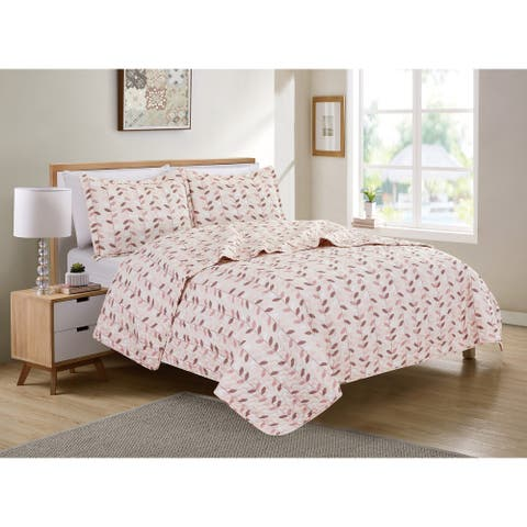 Petal Quilt Set - Christopher Knight Collection