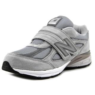 New Balance KJ990 Round Toe Synthetic Running Shoe