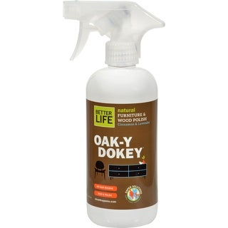 Better Life Oaky Doky Wood Cleaner and Polish - 16 fl oz - 2 Pack