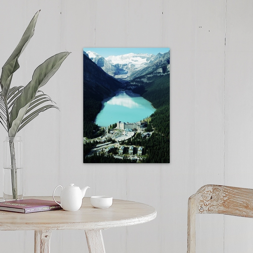Banff-Lake Louise Region Stretched Canvas 24x36 Eurographics 1751-65917 CP