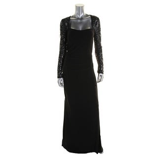 Laundry by Shelli Segal Womens Lace Prom Evening Dress - 2