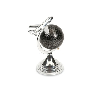 IMAX Home 89417  Hadwin Small Airplane Globe