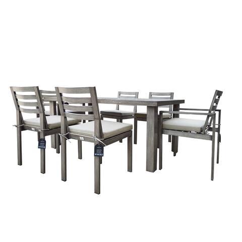 Cozy Corner Patios Garden Furniture  6 Seater Dining Set