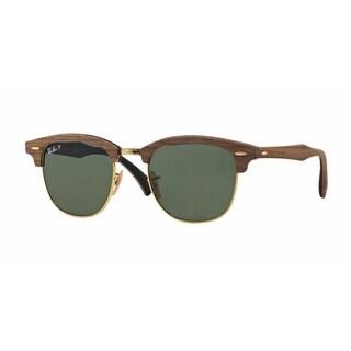 Ray-Ban RB3016M 11824E 51mm Sunglasses - Brown