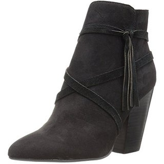 Report Womens Indiana Ankle Boots Suede