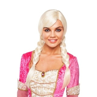 Goddessey Double Braided Adult Wig