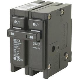 Eaton 40A 2P Circuit Breaker